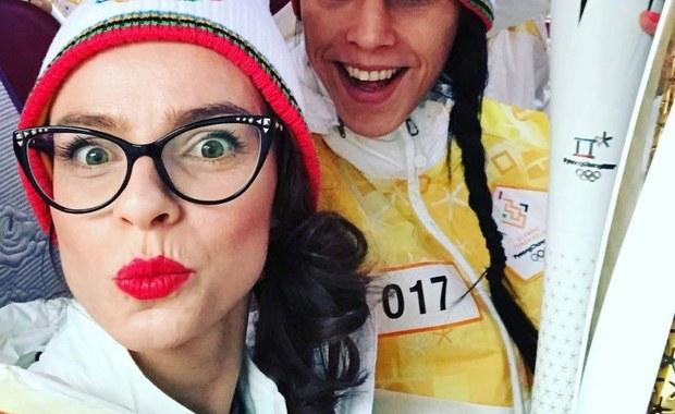 """Inspirujący Polacy biegli z ogniem olimpijskim. """"Niesamowita ekscytacja, mnóstwo pozytywnej energii"""""""