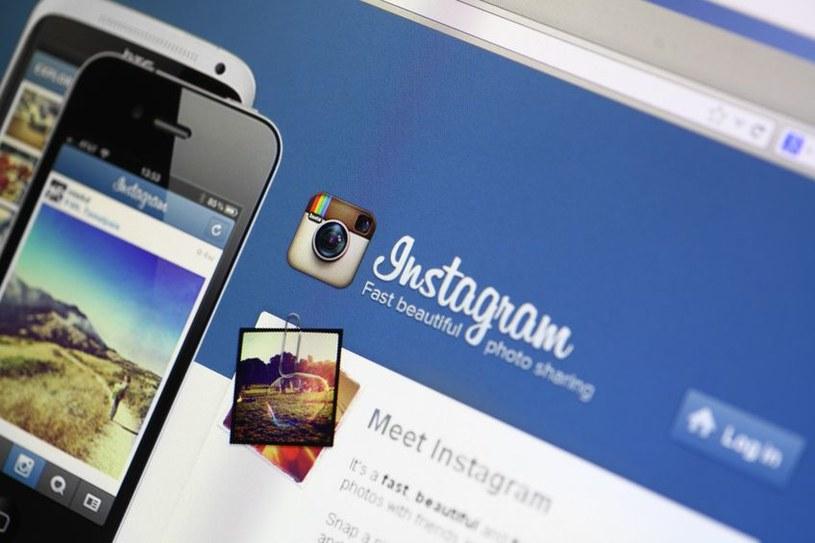Instagram coraz popularniejszy - już teraz ma 200 mln użytkowników /©123RF/PICSEL