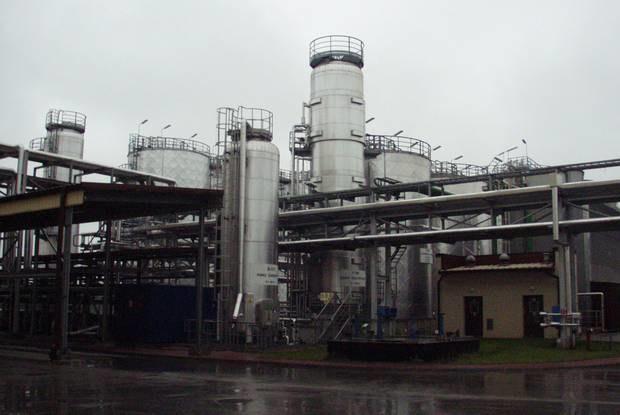 Instalacja do produkcji biopaliwa / Kliknij /INTERIA.PL