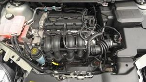 Instalacja LPG w silniku Forda