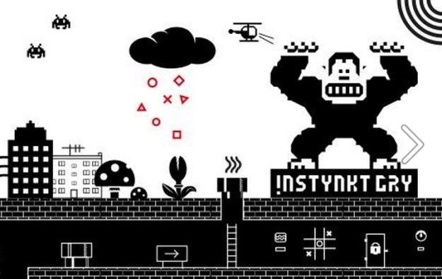 Instynkt Gry! /materiały prasowe