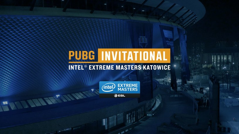 Intel Extreme Masters /materiały prasowe
