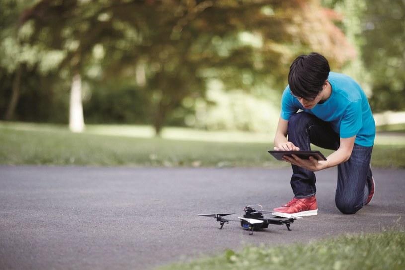 Intel, podobnie jak inni giganci technologii, inwestuje w drony oraz związanie z nimi rozwiązania i usługi /materiały prasowe