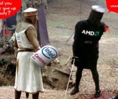 Intel pracuje z AMD nad zamienną grafiką