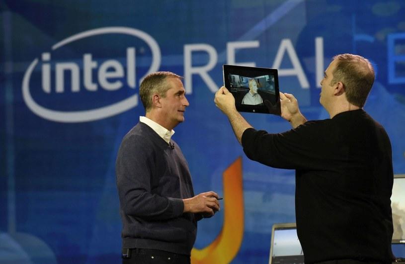 Intel prezentuje tablety z technologią Intel RealSense /materiały prasowe