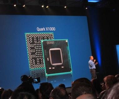 Intel Quark - energooszczędny procesor dla nowego typu urządzeń