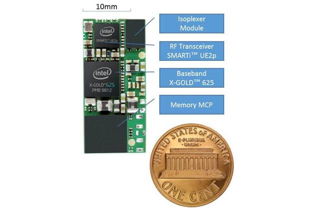 Intel XMM 6255 /materiały prasowe