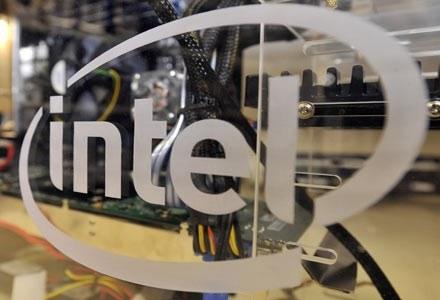 Intel znów wzmacnia swoją dominację na rynku procesorów /AFP