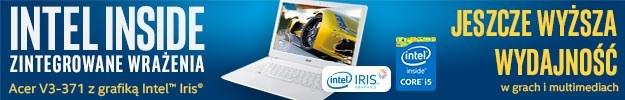 Intel /materiały promocyjne