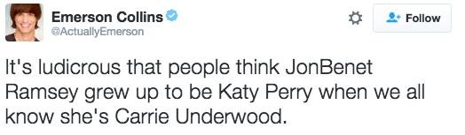 Interanuci komentują teorię spiskową dotyczącą Katy Perry /
