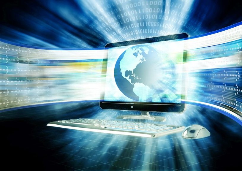 Internet 5G umożliwi pobieranie filmów o wadze 800 megabajtów w czasie krótszym niż jedna sekunda. /©123RF/PICSEL