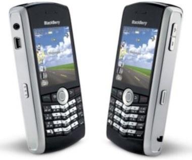 Internetowy BlackBerry Pearl 8100