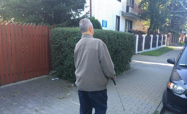 """Interwencja RMF FM: Ogrodzenie przeszkodą dla niewidomych. """"Finał musi być szczęśliwy"""""""