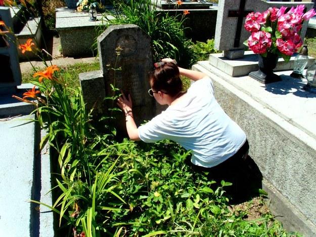 Inwentaryzacja grobów wojennych na terenie Małopolski /SKNH UP /