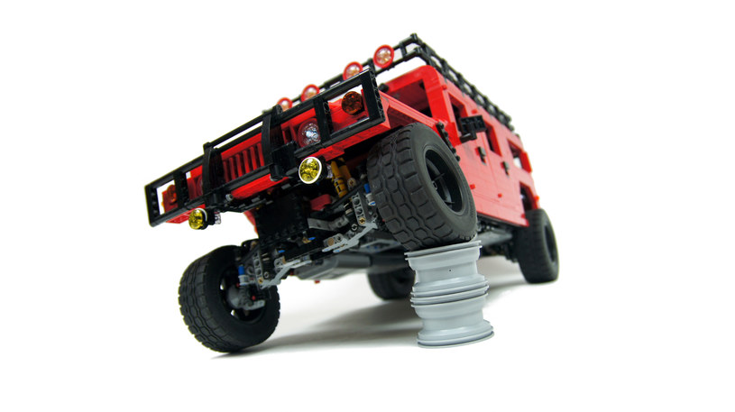 Inżynieria Lego potrafi być bardziej skomplikowana niż myślicie /Paweł Kmieć /materiały prasowe