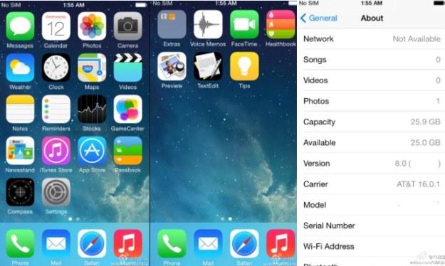 iOS 8 nie wprowadzi dużo zmian stylistycznych do systemu Apple /materiały prasowe