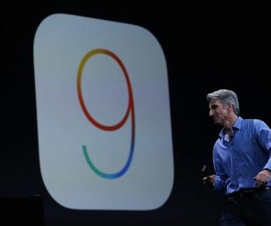 iOS 9 - nowy system dla iPhone'ów i iPadów