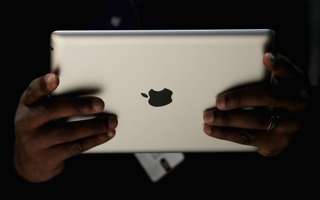 iPad 2 - zdjęcie z prezentacji /AFP