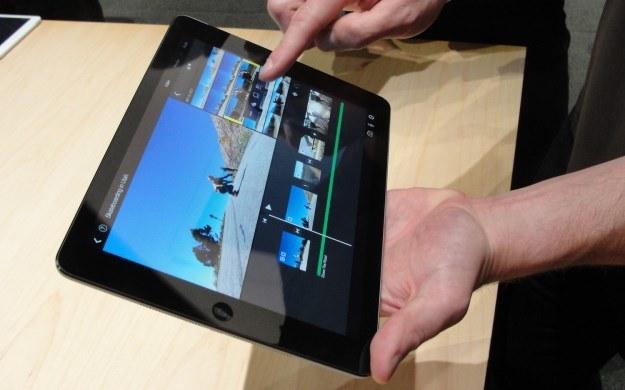iPad Air - 1 listopada oficjalna data premiery. Także w Polsce /AFP