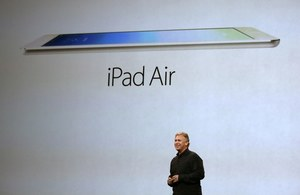 iPad Air i iPad mini z Retiną - nowe tablety Apple