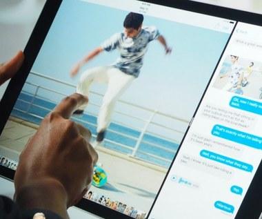 iPad Pro zaprezentowany - z rysikiem i klawiaturą