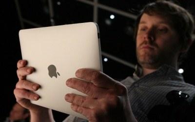 iPad - zdjęcie z prezentacji /AFP