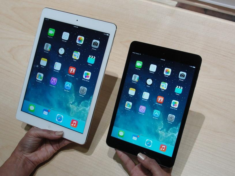 iPady to wciąż najchętniej kupowane tablety /AFP