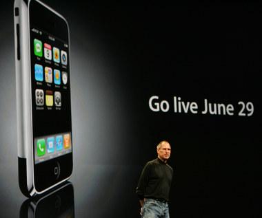 iPhone - 10 lat od premiery