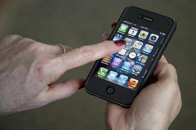 iPhone 4S z dostępem do 4G? Spokojnie, to tylko awaria /AFP
