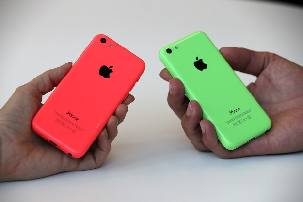 iPhone 5c /AFP