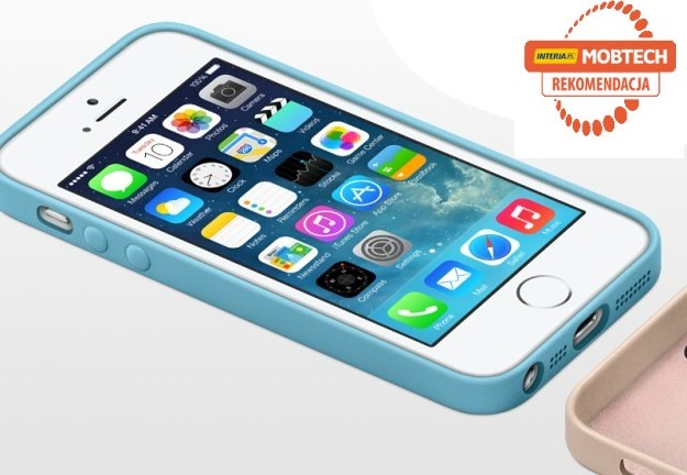 iPhone 5s otrzymuje rekomendację serwisu Mobtech INTERIA.PL /materiały prasowe