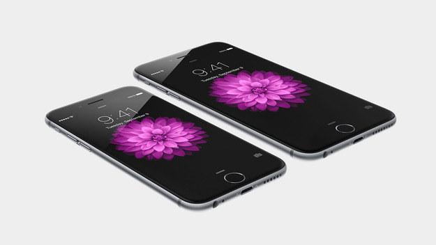 iPhone 6 i 6 Plus /materiały prasowe