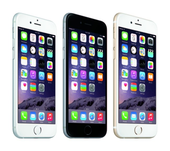iPhone 6 i iPhone 6 Plus /PAP/EPA/APPLE INC / HANDOUT /PAP/EPA