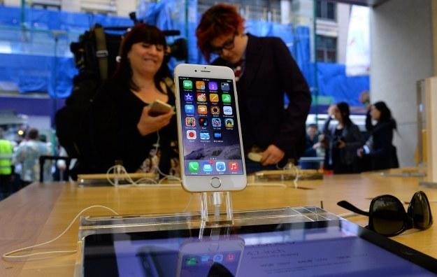 iPhone 6s zostanie zaprezentowany już niedługo /AFP
