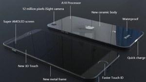 iPhone 7 - znamy wygląd i najważniejsze cechy nowego smartfona Apple?