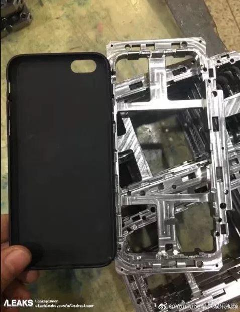 iPhone 8 będzie miał stalową ramkę /Aleaks /Internet
