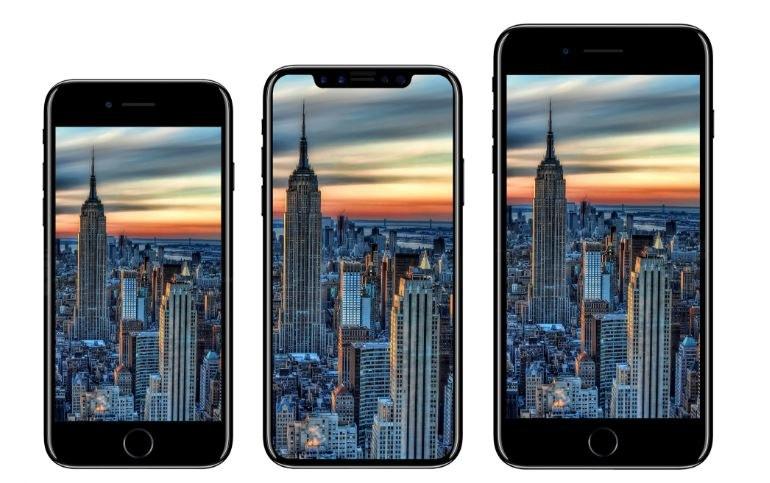 iPhone 8 prawie nie będzie miał ramek /iDropNews /Internet