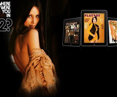 """iPlayboy - wszystkie wydania """"Playboya"""" na iPadzie"""
