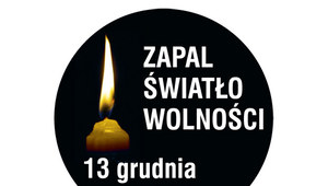 IPN apeluje: Zapalmy światło wolności!