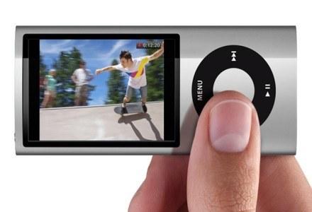 iPod nano 5. generacji - bez wątpienia najlepsza propozycja z linii nano /materiały prasowe