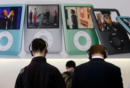iPody biją rekordy popularności, ale bez problemu znajdziemy tańsze i ciekawsze alternatywy. /AFP