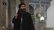 Irak: Lider IS uciekł do Syrii