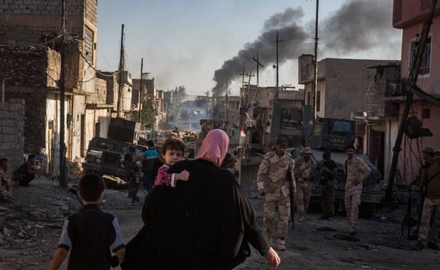 Irak: Siły rządowe rozpoczęły szturm na Stare Miasto w Mosulu