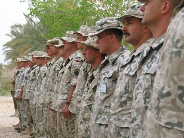 Irak sporo nas kosztuje /RMF