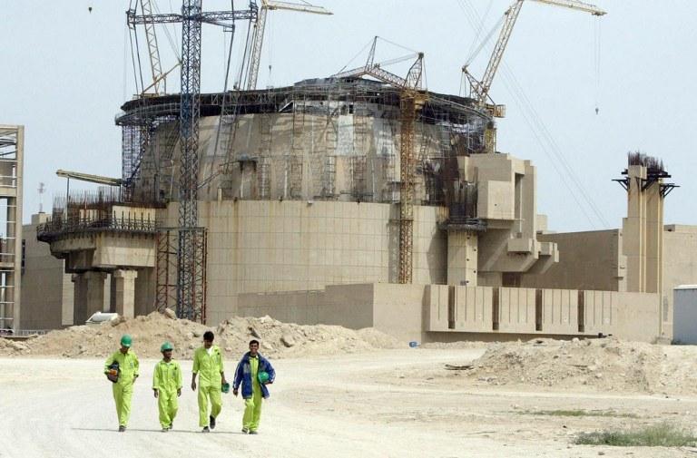 Irańska elektrownia atomowa Bushehr /AFP