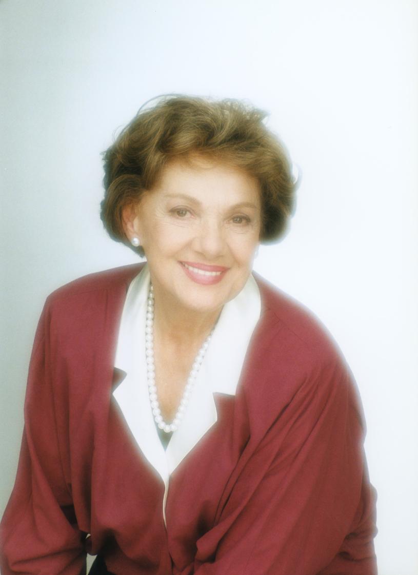 Irena Dziedzic w 1998 roku /AKPA