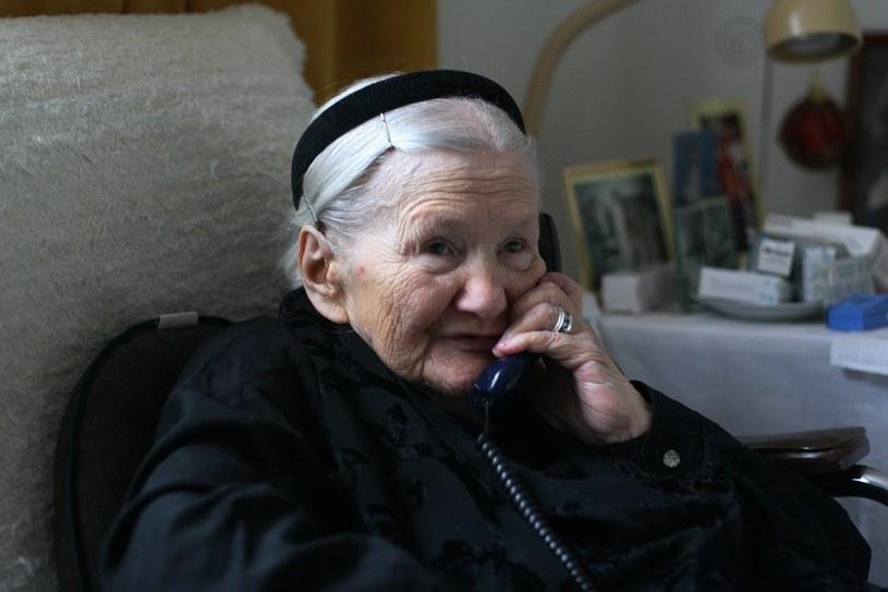 Irena Sendlerowa /Stach Antkowiak /East News