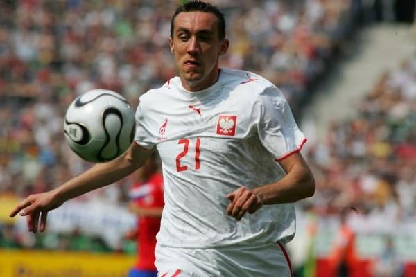 Ireneusz Jeleń podpisał czteroletni kontrakt z AJ Auxerre. Fot. Marek Biczyk /Agencja Przegląd Sportowy