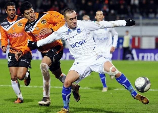Ireneusz Jeleń zdecydował się na odejście z Auxerre /AFP