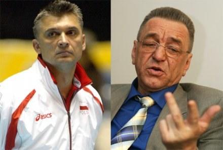 Ireneusz Kłos (z lewej) i Andrzej Niemczyk/fot. Rafał Bała i Marek Biczyk /Agencja Przegląd Sportowy